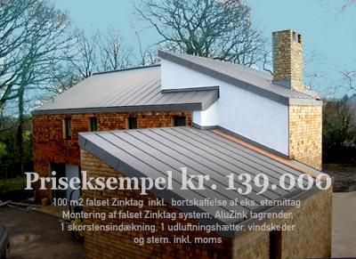 Fantastisk Zinktag DK | Nordsjælland | København GG41
